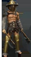 Образ гладиатора Memphes