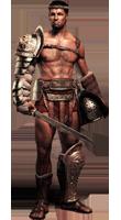Образ гладиатора Neeko