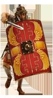 Образ гладиатора Blazkowich