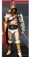 Образ гладиатора Volf