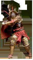 Образ гладиатора ПРО100