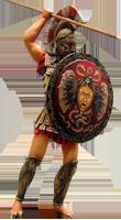 Образ гладиатора Апостол Павел
