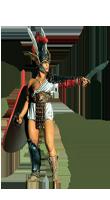 Образ гладиатора Veronika